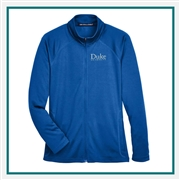 Devon & Jones Ladies Stretch Tech-Shell Compass Full Zip Pullover with Custom Embroidery