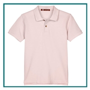 Harriton Youth 6 oz. Ringspun Cotton Piqué Short-Sleeve Polo with Custom Embroidery, Harriton M200Y Prime Custom Embroidered, Harriton Corporate Apparel