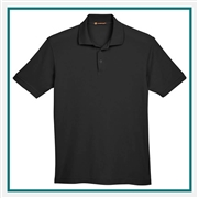 "Harriton Men's 5 oz. Blend-Tekâ""¢ Polo with Custom Embroidery, Harriton M280 Prime Custom Embroidered, Harriton Corporate Apparel"
