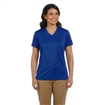 Harriton Ladies' 4.2 oz. Athletic Sport T-Shirt with Custom Embroidery