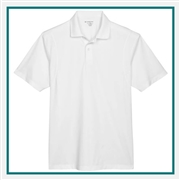 Harriton Men's Micro-Piqué Polo with Custom Embroidery, Harriton M354 Prime Custom Embroidered, Harriton Corporate Apparel