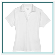 Harriton Ladies' Micro-Piqué Polo with Tipping with Custom Embroidery, Harriton M354W Prime Custom Embroidered, Harriton Corporate Apparel