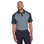 Spyder M Peak Polo S16533 Custom Embroidered