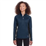 Spyder Ladies Constant Half-Zip Sweater S16562 Custom Stitching