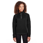 Spyder W Capture 1/4-Zip Fleece 187331 Custom Branded