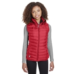 Spyder Ladies Supreme Puffer Vest S16641 Embroidered Logo