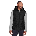 Spyder Men's Pelmo Puffer Vest Corporate Logo