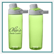 Camelbak Chute Mag .6L Bottle With Custom Silkscreened Logo, Camelbak Customized Water Bottles, Camelbak Promotional Water Bottles