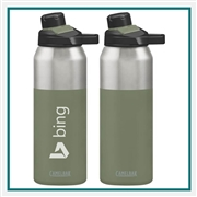 Camelbak Chute Mag Vacuum 1L Bottle Custom Silkscreened, Camelbak Promotional Water Bottles, Camelbak Stainless Steel Bottles