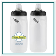 Camelbak Podium Sport Bottle 21 Oz Custom Printed, Camelbak Branded Sport Bottles, Camelbak Promotional Water Bottles