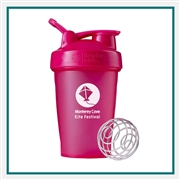 BlenderBottle Classic Bottle 20 Oz Custom Logo, BlenderBottle Classic Custom Logo, BlenderBottle Promotional Bottle