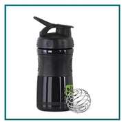 BlenderBottle SportMixer 20 Oz Bottle Custom Logo, BlenderBottle SportMixer Custom Logo, BlenderBottle Promotional Bottle