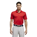 Adidas Men's Performance Polo CD3321 with Custom Embroidery, Adidas Custom Polos, Adidas Custom Logo Gear