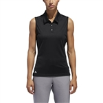 Adidas Performance Sleeveless Polo Custom