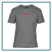 Anvil Tri Blend T Shirt Custom Logo