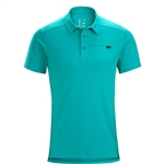 Arcteryx Men's Captive Polo Shirt Custom Embroidery