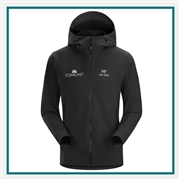 Arcteryx Men's Gamma LT Hoody Custom Embroidery