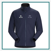 Arcteryx Men's Gamma LT Jacket Corporate Logo