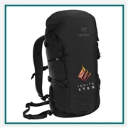 Arcteryx Brize 25 Backpack Custom Printed