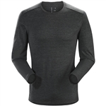 Arcteryx M A2B Top LS Custom Embroidered