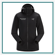 Arcteryx Kyanite Hoody Women's Jacket Custom Embroidered, Arcteryx Corporate Apparel, Arcteryx Custom Logo Jackets, Arcteryx Wholesale