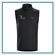 Arcteryx Men's Incendo Vest Custom Embroidery