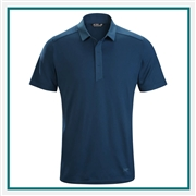 Arcteryx Men's A2B Polo Shirt SS 22890 Custom Printed