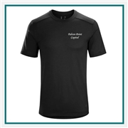 Arcteryx Men's A2B T-Shirt Custom Embroidered