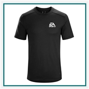 Arcteryx Men's A2B T-Shirt 21029 Custom Printed
