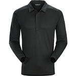 Arcteryx Men's A2B Polo Shirt LS 22890 Custom Printed