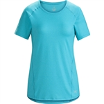Arcteryx Women's Tolu Top SS 23034 Custom Printed