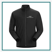 Arcteryx Men's Solano Jacket Embroidered Logo
