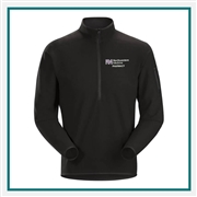 Arcteryx Delta LT Pullover Custom Embroidered