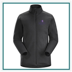 Arcteryx Covert Cardigan Custom Embroidery