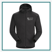 Arcteryx Men's Covert Hoody Jacket Corporate Branded
