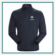 Arcteryx Men's Covert 1/2 Zip Neck Custom Logo