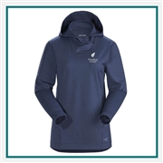Arcteryx Women's Remige Hoody Jacket Custom Logo