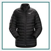 Arcteryx Cerium Jacket Custom Embroidery