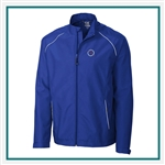 Cutter & Buck Extended Size WeatherTec Beacon Full Zip Jacket with Custom Embroidery, Cutter & Buck Custom Jackets, Cutter & Buck Corporate Logo Gear