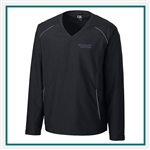 Cutter & Buck Extended Size WeatherTec Beacon V-neck Jacket BCO00924, Cutter & Buck Jackets, Cutter & Buck Custom Logo
