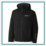 Cutter & Buck M Big & Tall Alpental Jacket Custom Embroidered