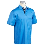 Bobby Jones Solid Mercerized Cotton Polo Custom Embroidered