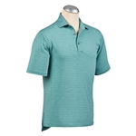 Bobby Jones XH20 Fusion Stripe Polo Custom Embroidered