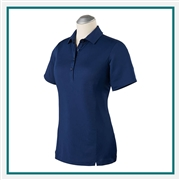 Bobby Jones Women's Taylor Performance Solid Polo Custom Embroidered