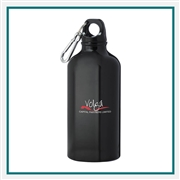 Li'l Shorty 17 oz Aluminum Sports Bottle, Logo'd Water Bottles, custom logo water bottles, aluminum sport bottles