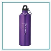 26 Oz. Pacific Aluminum Water Bottle, Logo'd Water Bottles, custom logo water bottles, aluminum sport bottles