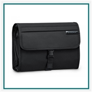 Briggs & Riley Deluxe Toiletry Kit 1026 Custom Branded