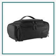 Briggs & Riley Executive Toiletry Kit Corporate Branding