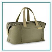 Briggs & Riley Large Weekender 256 Custom Embroidered