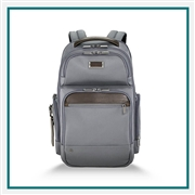 Briggs & Riley Med Cargo Backpack Custom